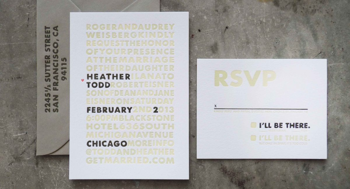 Letterpress Printed, Wedding Invitations, Letterpress Printed, Wedding Suite, Custom Design, Invitations, Wedding Stationery