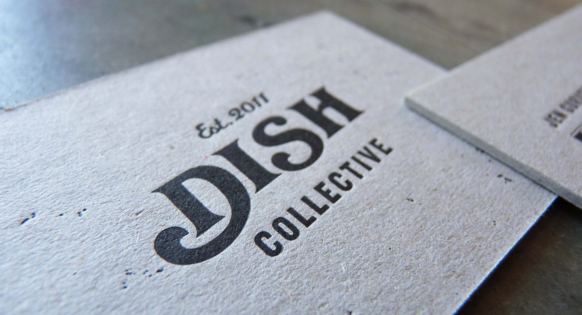 Unusual Paper, Thick Paper, Graphic Design, Letterpress Printing, Business Cards