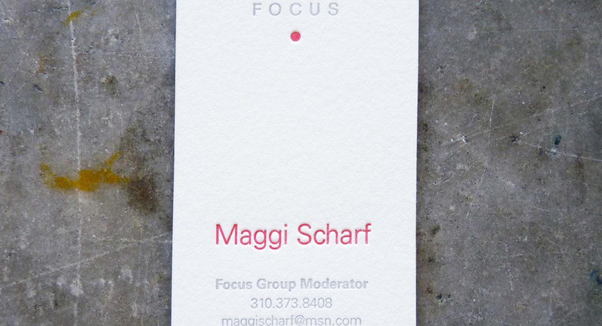 Letterpress Printing, Business Cards, Graphic Design