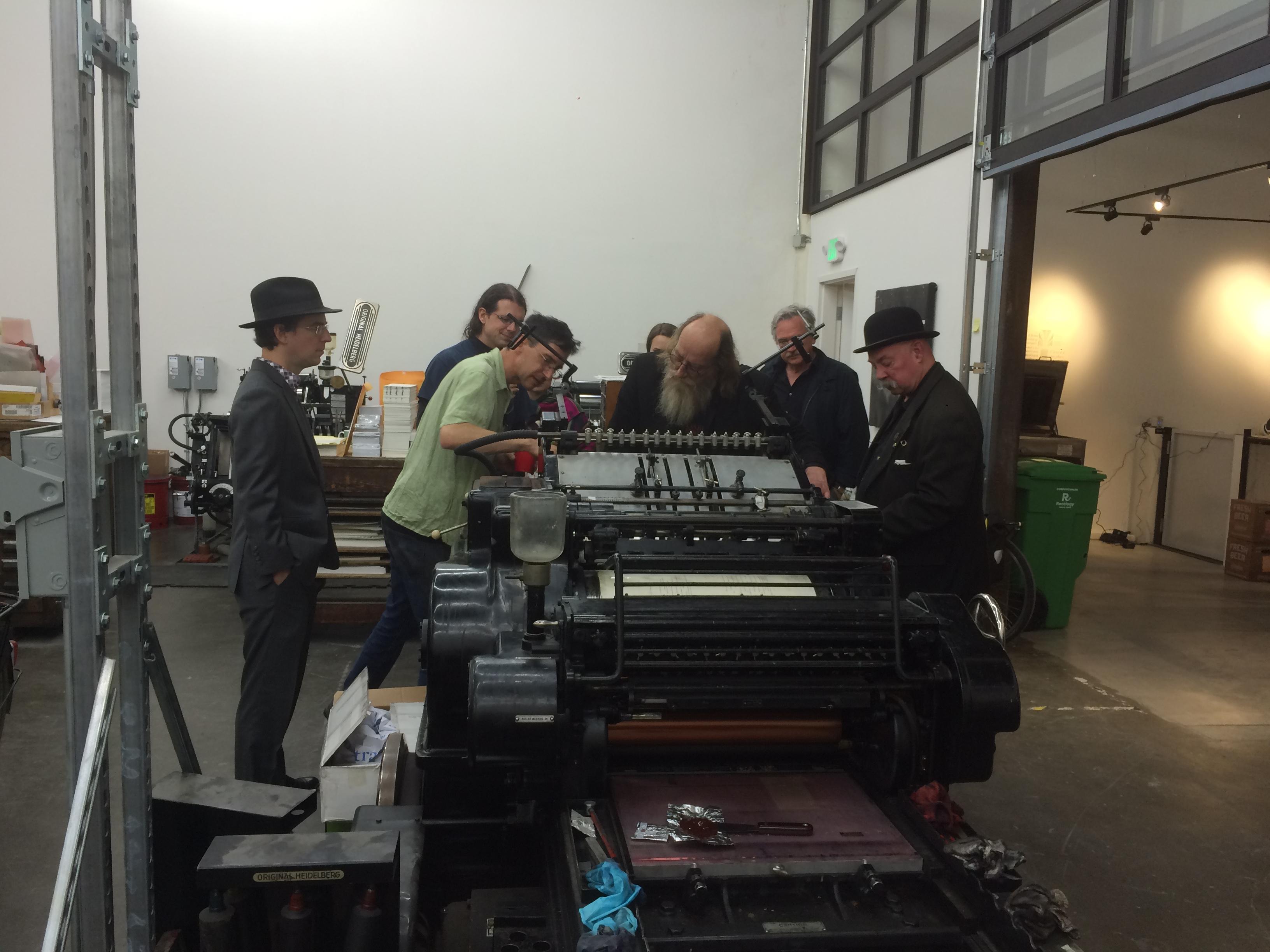 Printers Gathering 2