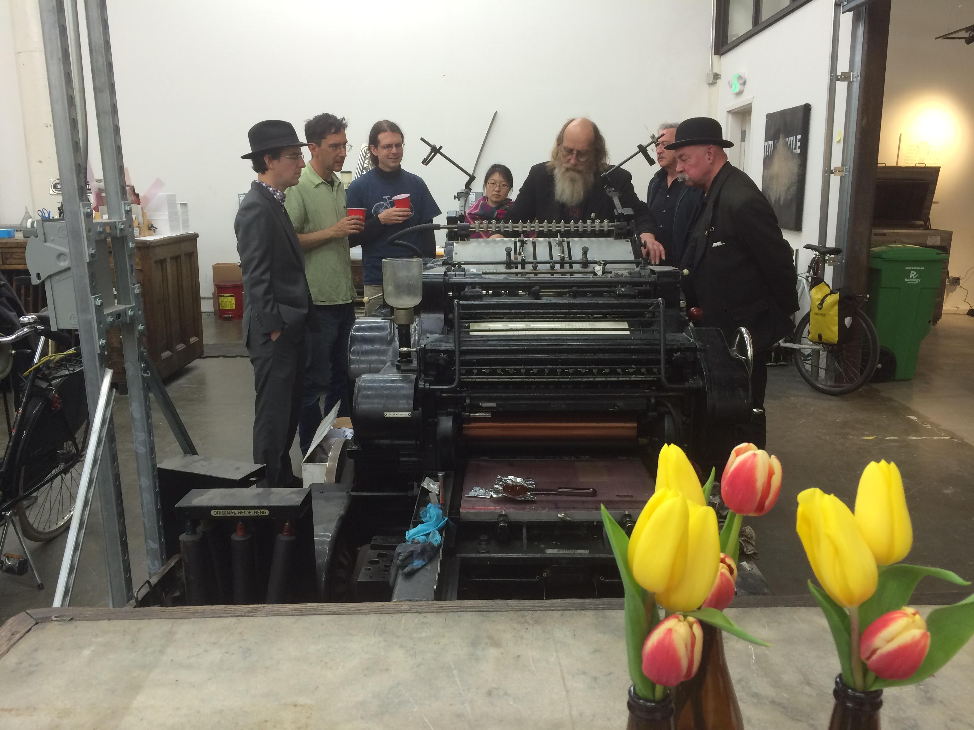 Printers Gathering
