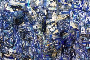 Textile Art Detail 1