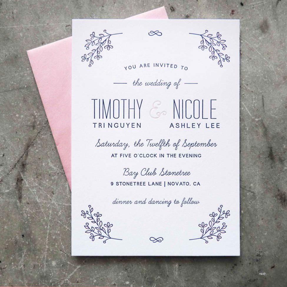 Timothy & Nicole | Weddings & Events