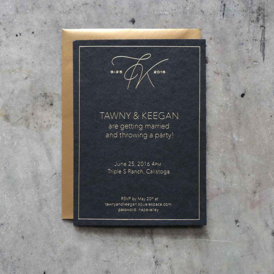 Tawny & Keegan | Weddings & Events