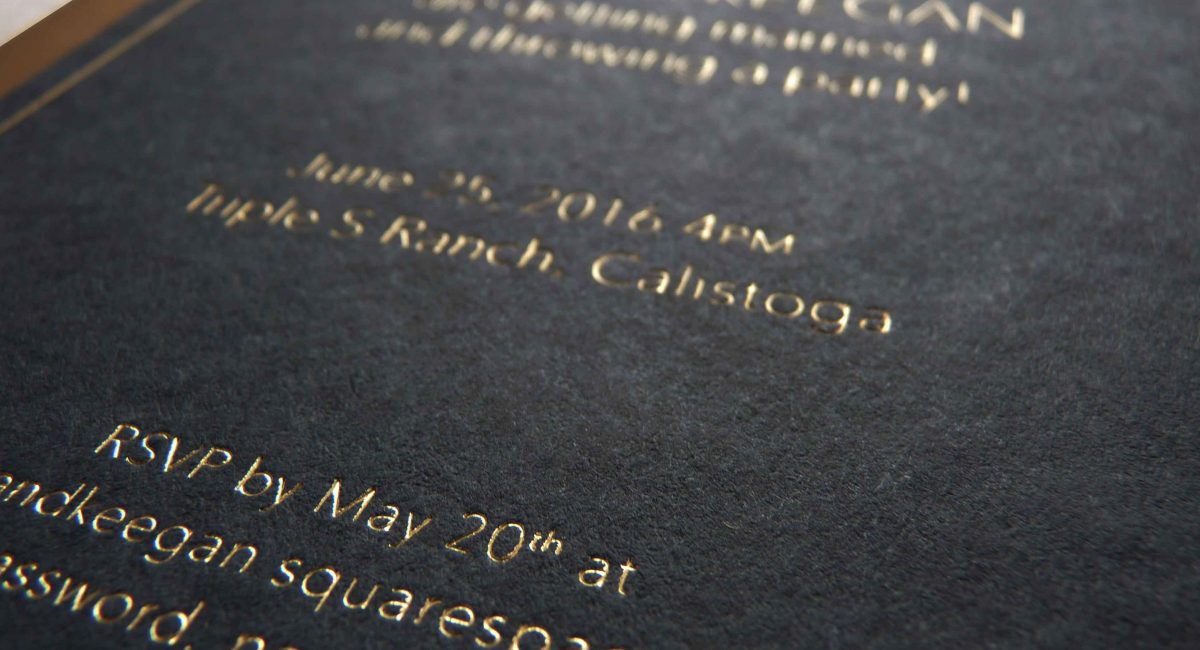 Wedding Invitations, Foil Stamped, Gold Foil, Wedding Suite, Custom Design, Invitations, Wedding Stationery, Black Paper, Graphic Design, Monogram