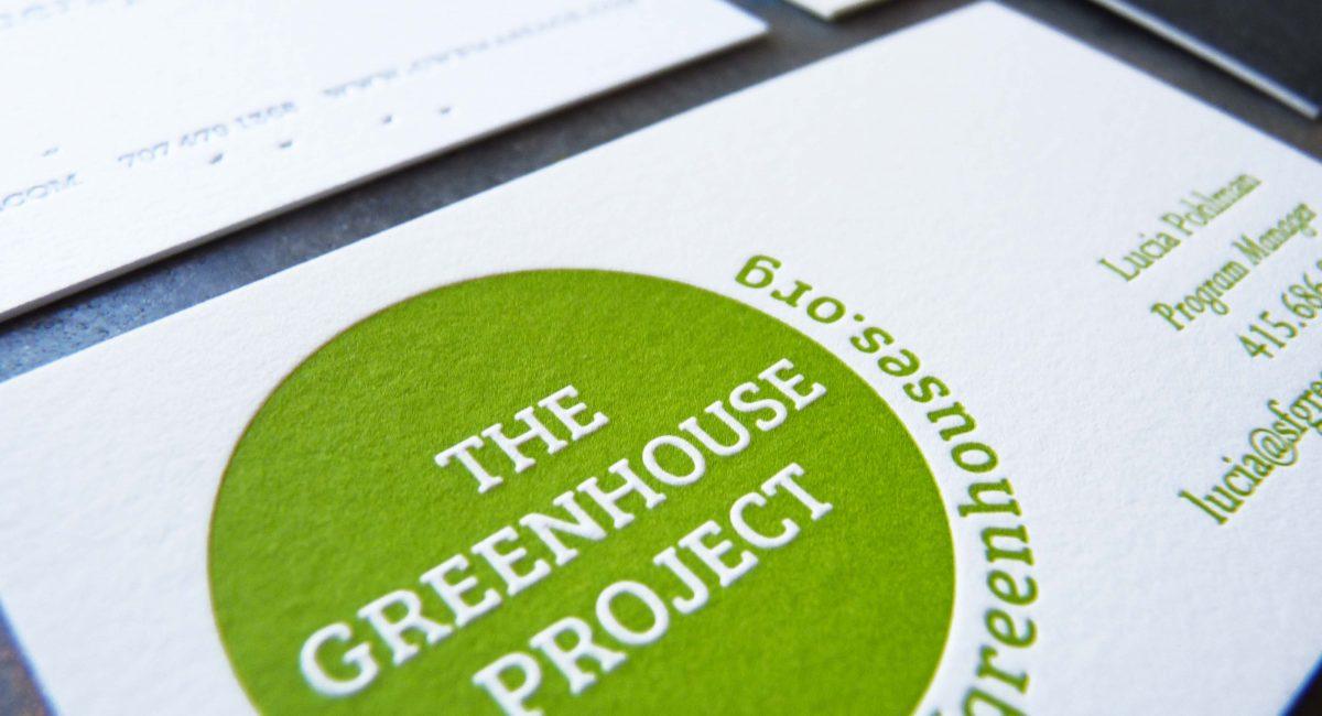 Solids, Letterpress Printed, Business Cards, Graphic Design, Custom Design, Unusual Paper