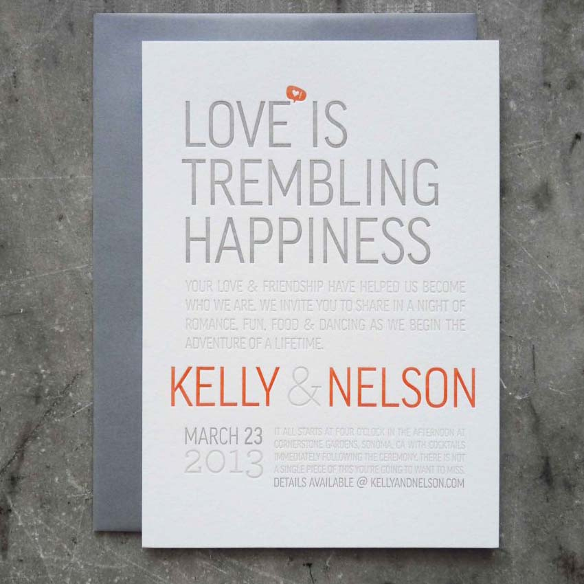 Kelly & Nelson | Weddings & Events