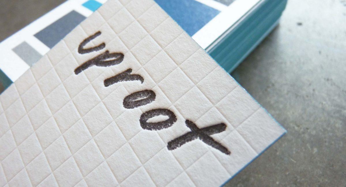 Blind Deboss, Digital Printing, Letterpress Printed, Duplex, Painted Edges, Business Cards, Graphic Design, Custom Design