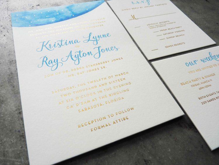 Weddings dependable letterpress weddings reheart Image collections