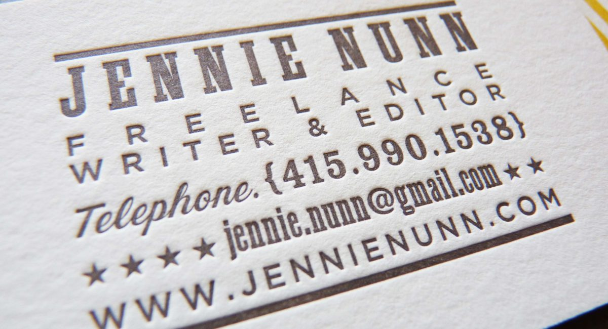 Chevrons, Patterns, Letterpress Printed, Business Cards, Thick Paper, Graphic Design, Custom Design