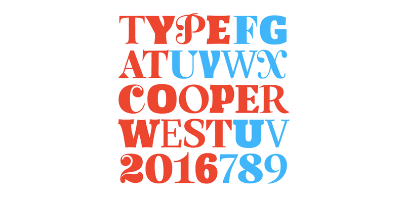 Type@Cooper West | Letterform Archive Exhibition